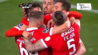 بينيفكا 2ـ0 باوفيسطا مباراة التشويق والأهداف الرائعة الدوري البرتغالي ...