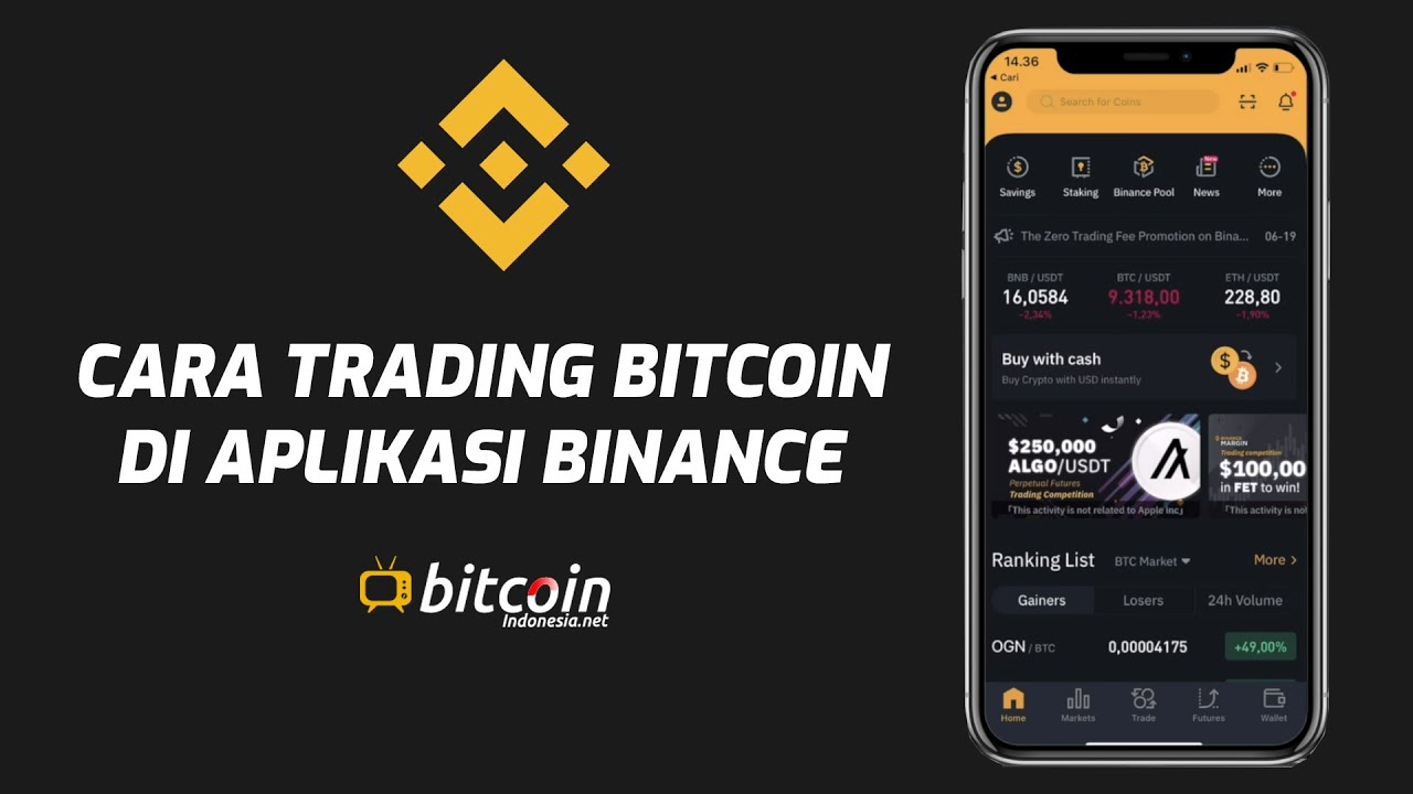 trading bitcoin pemula