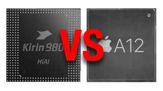 Kirin 980 vs Apple's A12 Bionic - Which Chipset will be Faster ???
