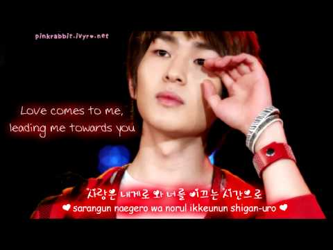 Onew (SHINee) In Your Eyes [Eng Sub + Romanization + Hangul] HD