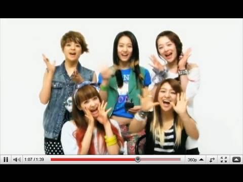 f(x) _ 사실말이야(쉿!) _ MusicVideo