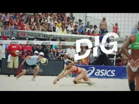 ASICS 2016 World Series of Beach Volleyball