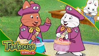 Max and Ruby | Easter Egg Hunt! | Happy Easter from Treehouse Direct!