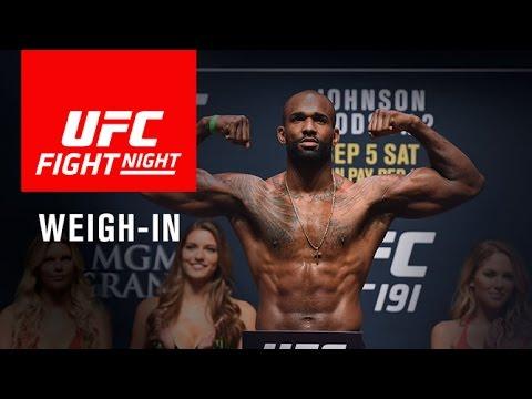 Oglądaj transmisję oficjalnego ważenia przed UFC FN 107 na żywo w MMAnews (+wyniki)