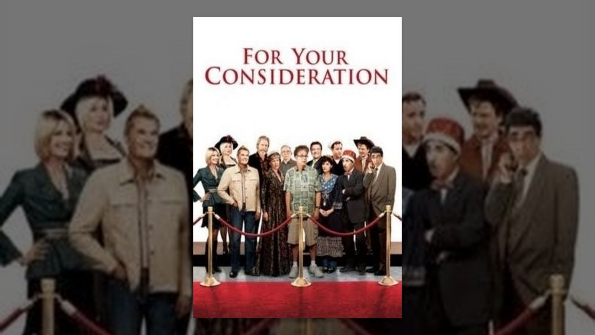 For Your Consideration - YouTube  For Your Consid...