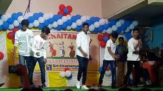 Children's day 9thA boys dance