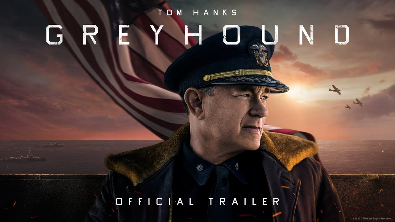 Trailer de Greyhound