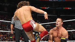 WWE Marquee Matches: Cena defends the WWE Title against Bryan in SummerSlam classic (WWE Network)
