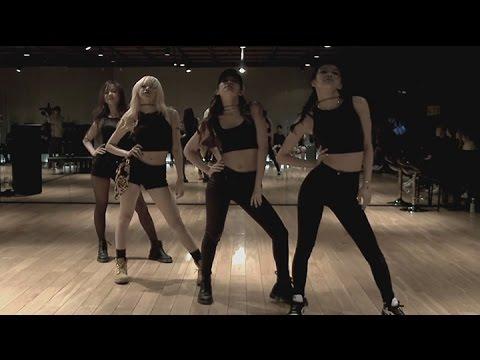 BLACKPINK(블랙핑크) Choreography DANCE PRACTICE [JISOO, JENNIE, ROSÉ, LISA] [통통영상]