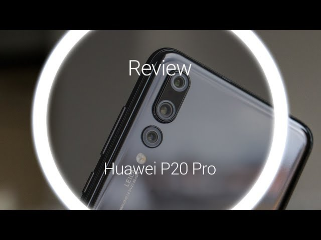 Belsimpel-productvideo voor de Huawei P20 Pro Dual Sim Blue