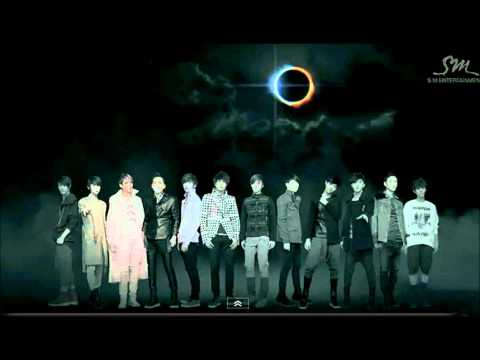 EXO - Baby Don't Cry [Instrumental+DL]