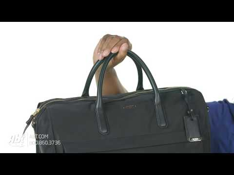 Tumi Voyageur Dara Carry-All Womens Brief Case 484706 - Overview