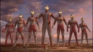 MAD  ~ウルトラの奇跡~ ウルトラマンメビウス&ウルトラ兄弟