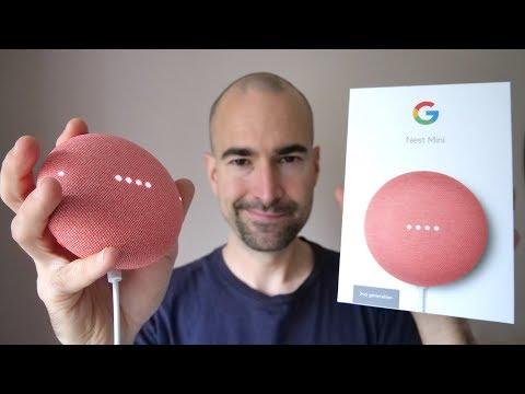 Google Nest Mini (2019) | Setup & Review