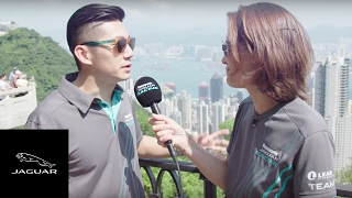 Panasonic Jaguar Racing | Formula E Hong Kong with Ho Pin Tung