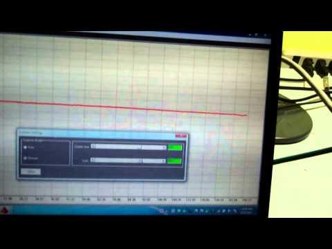 Fiberglass Measurement with Acuity 2D Laser Scanner