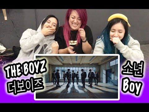 [KPOP REACTION] THE BOYZ 더보이즈 -- BOY 소년
