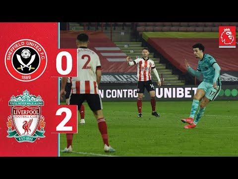 Highlights: Sheffield United 0-2 Liverpool | Jones on target in Bramall Lane win
