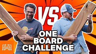 Single Board Build Off | I Like To Make Stuff