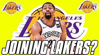 LAKERS SIGNING SPENCER DINWIDDIE? Los Angeles Lakers 2021 Off-Season