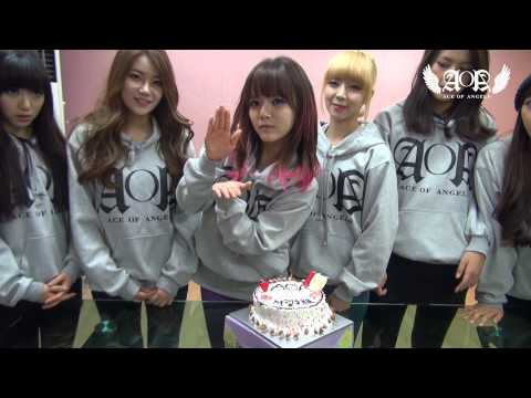 Angels' Cam #12 : Event for Celebration of AOA's Debut 100th days