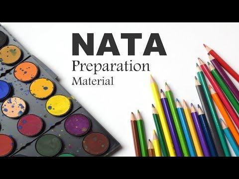 Nata Preparation Books | Nata Exam Books | Nata Study Material