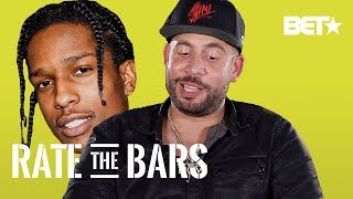 DJ Drama Rates Weezy, A$AP Rocky, And Gucci Mane's Fire Bars | Rate The Bars