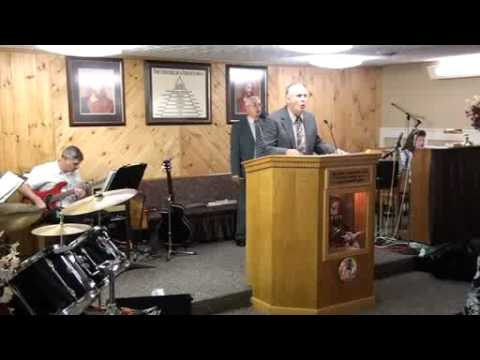 10-0822am - Coming of The Lord Pt.18 (Has He Come to You) - Samuel Dale
