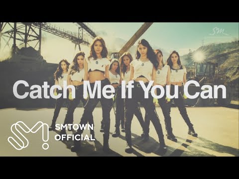 Girls' Generation 소녀시대 'Catch Me If You Can' MV Teaser (Korean Ver.)