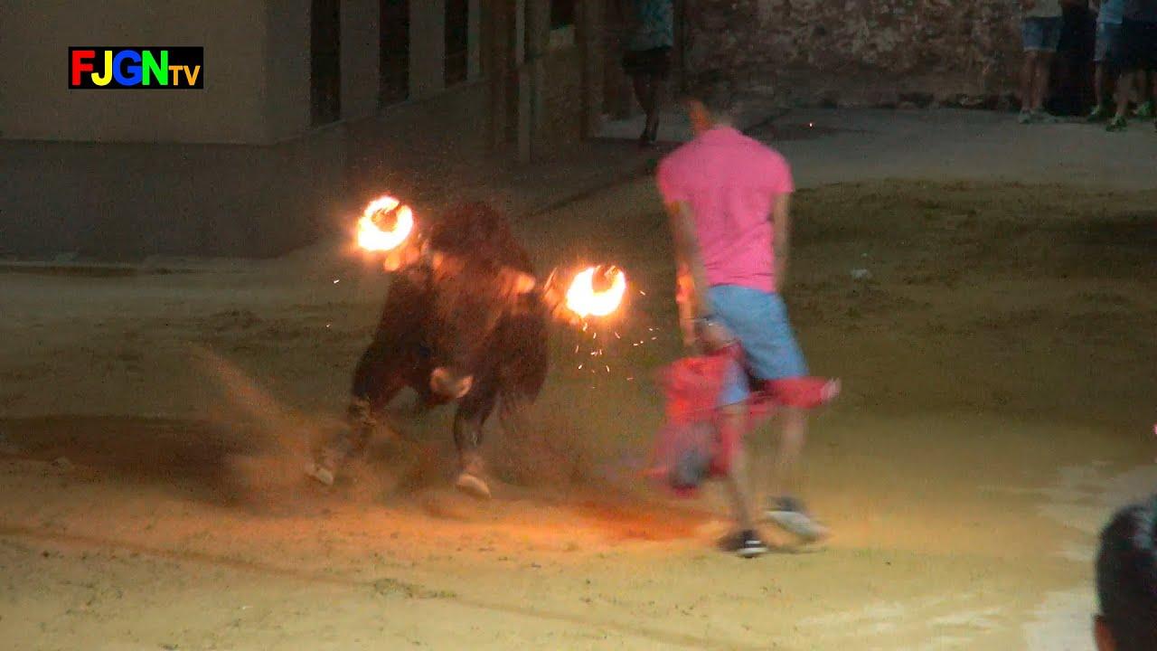 2 Toros Fiestas Mascarell 2015 (Nules - Castellon)