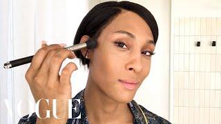 Mj Rodriguez's Guide to Effortless Red Carpet Glam   Beauty Secrets   Vogue
