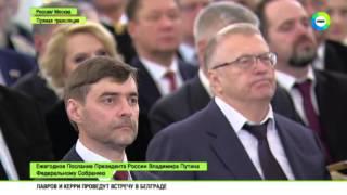 Путин: «Только наверно Аллах знает, зачем они это сделали»