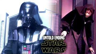 Star Wars! Shocking UNTOLD Ending For Revenge Of The Sith! (Vader & Palpatine)