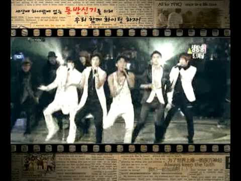 [Engsub] All for TVXQ... once in a life time...