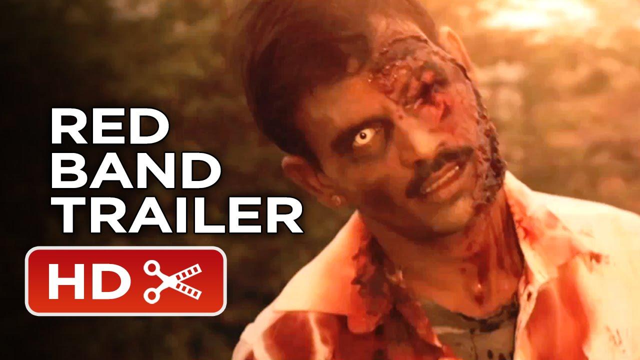 Мъртвите 2: Индия (2013) Трейлър