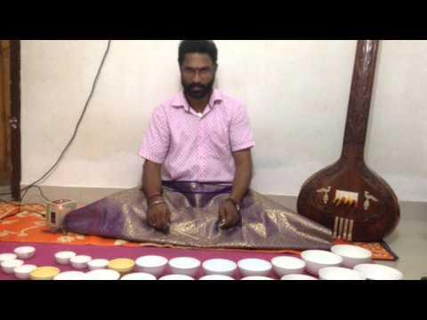 Neeraaduvaan Nilayil Neeraaduvaan: on Jalatharangam by Kottayam TS Ajith