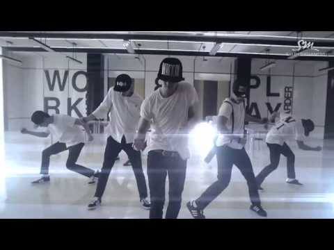 Super Junior-M Swing (Korean.ver) mp4 Official M/V