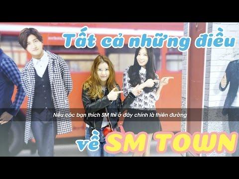 Tất cả những điều về SM TOWN!