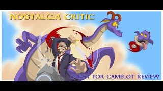 Quest for Camelot - Nostalgia Critic