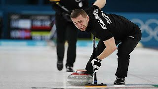 Winter Olympics: Drugs probe launched against Russian curler