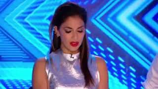 ABIOLA FUNNY AUDITION ON X FACTOR