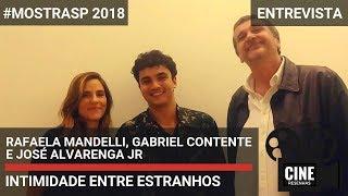 RAFAELA MANDELLI, GABRIEL CONTENTE E JOSÉ ALVARENGA JR | INTIMIDADE ENTRE ESTRANHOS | #MOSTRASP