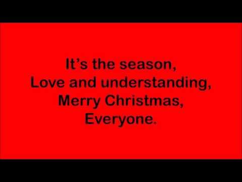 Lyrics: Merry Christmas Everyone - Shakin' Stevens