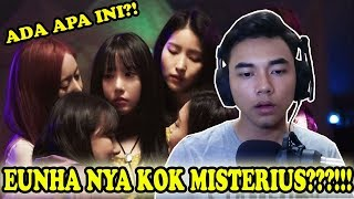 EUNHA MISTERIUS BANGET!!! - Gfriend - Time For The Moon Night [MV] (Reaction) - Indonesia