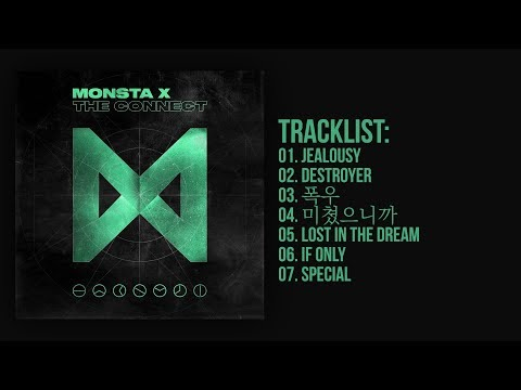 [Full Album] MONSTA X(몬스타엑스) - THE CONNECT : DEJAVU