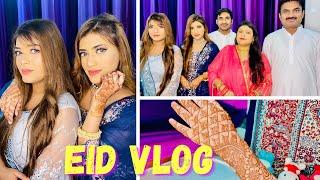 My Eid Vlog   Eid 2021   SAMREEN ALI VLOGS