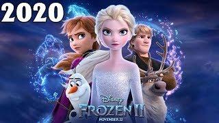 FROZEN 2 Full Movie in English - Cartoon Disney Movies 2020