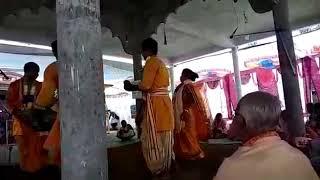 Govindo sampraday coolest hare Krishna naam Kirtan......