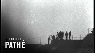 The Undersea Battleship Arrives (1925)