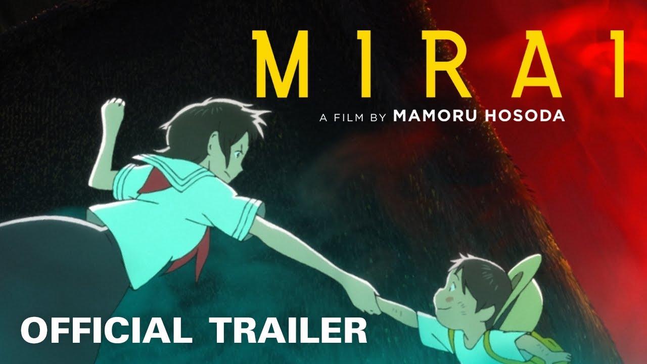 Trailer de Mirai no Mirai
